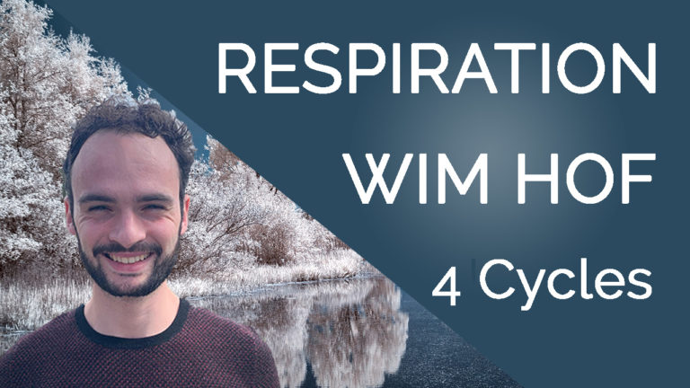 respiration wim hof 4 cycles