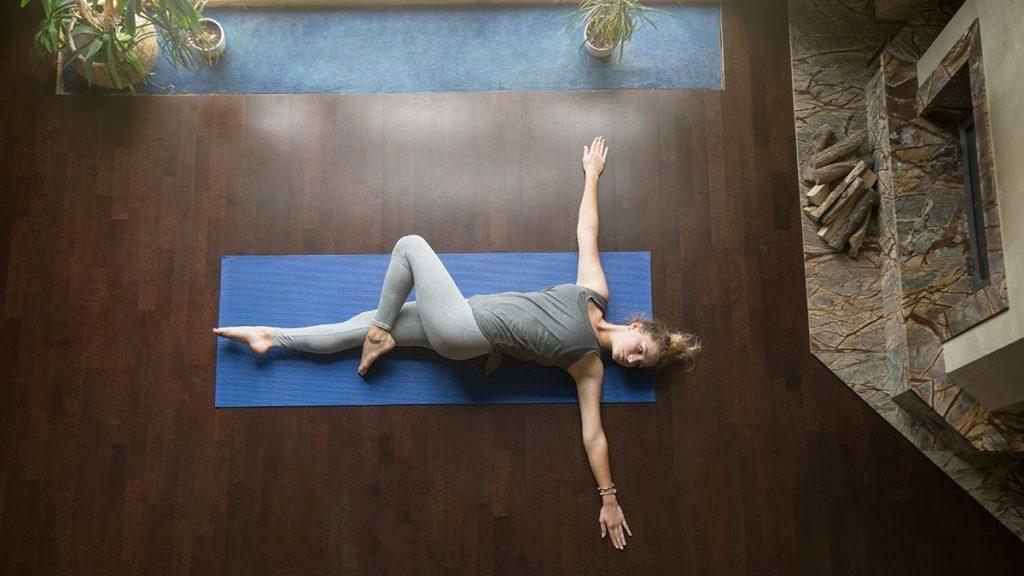 quel yoga choisir restorative yoga